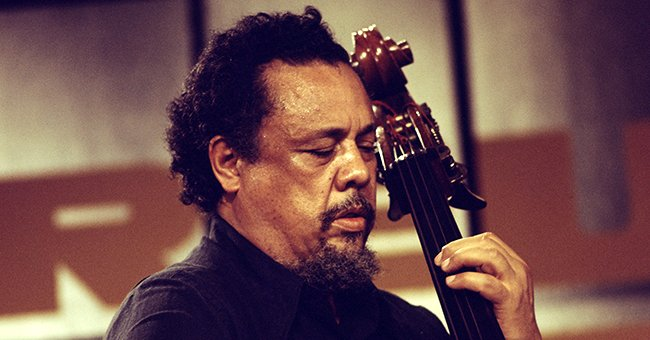 Charles Mingus plays the double bass onstage at the Montreux Jazz Festival, on 20 July 1975, in Montreux, Switzerland  |Source: David Redfern/Redferns/Getty Images