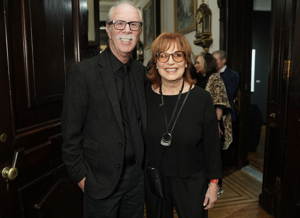 Joy Behar and Steve Janowitz on October 05, 2019 in New York City | Source: Getty Images