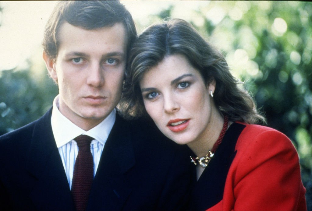 Stefano Casiraghi and Caroline, Princess of Hanover circa 1982 in New York. | Photo : Getty Images