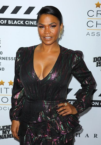 Nia Long attends The Critics Choice Association Presents Celebration Of Black Cinema at Landmark Annex on December 02, 2019 | Photo: Getty Images