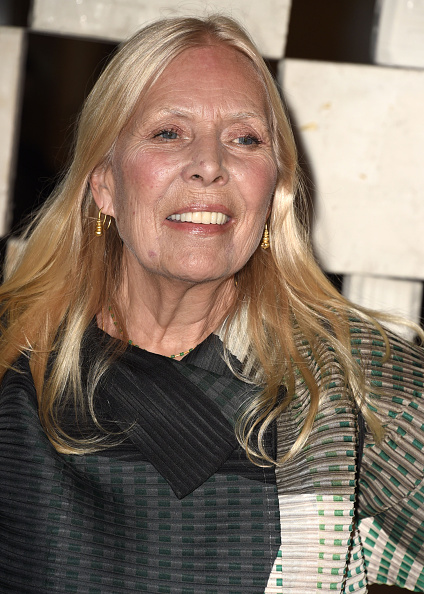 "Joni Mitchell at the Hammer Museum's ""Gala In The Garden"" on October 11, 2014 