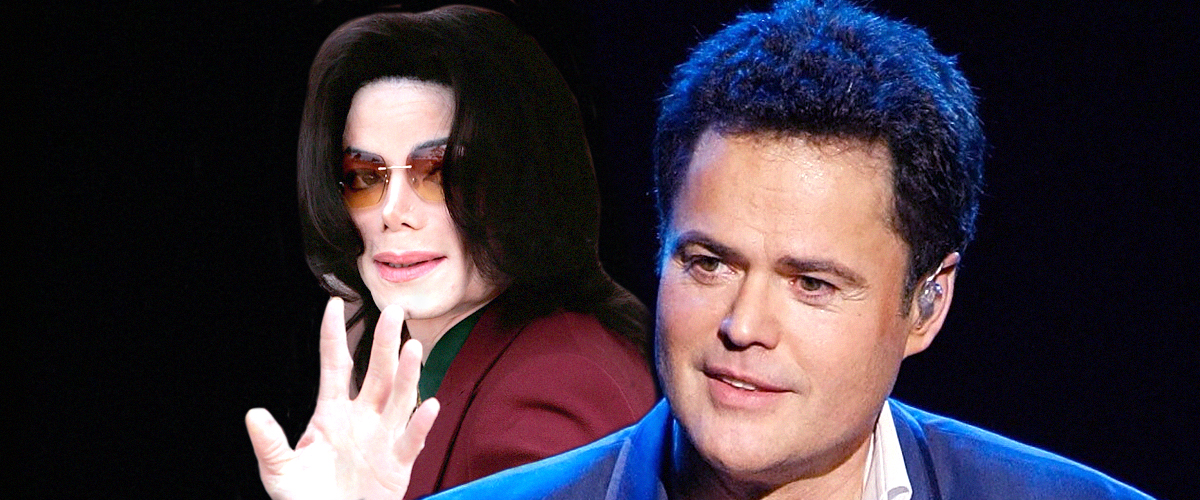 Donny Osmond's Last Conversation With Michael Jackson