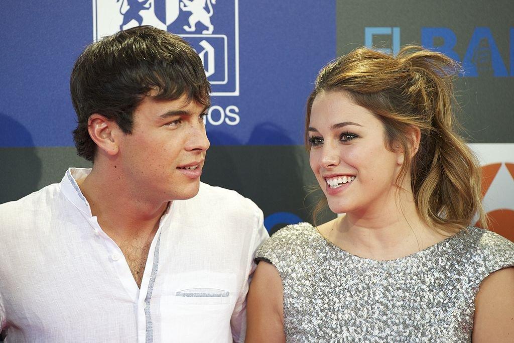Mario Casas y Blanca Suárez.  Fuente: Getty Images