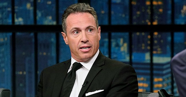 Check Out Chris Cuomo's Toned Biceps in Daughter Bella's Recent TikTok Video – Fans React with Glee