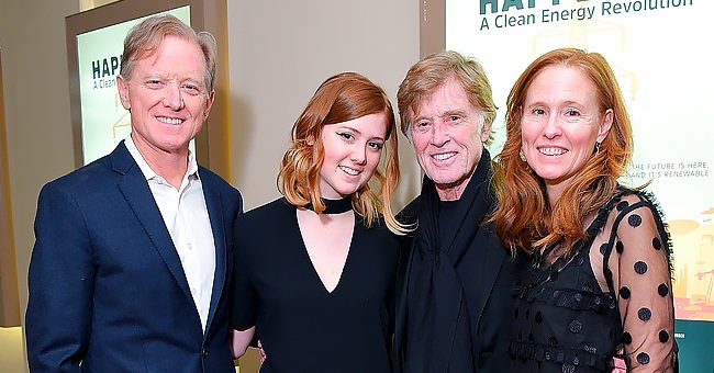 Robert Redford Is the Father of 4 Kids — Meet All of Them