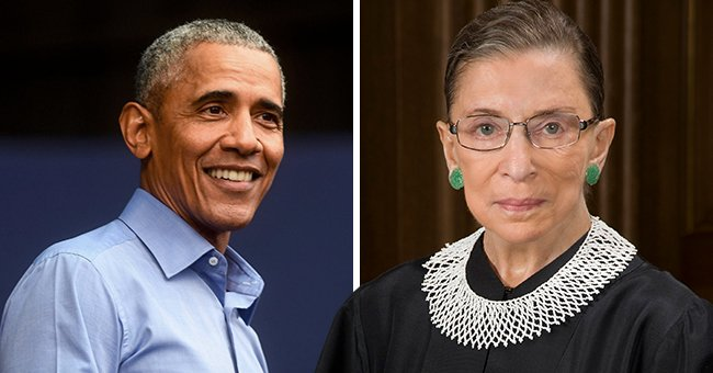 Barack Obama Pays Tribute to Late Ruth Bader Ginsburg — Look through the Statement