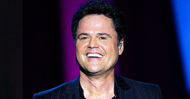 How Donny Osmond and Eldest Son Don Jr Spent Their Time Together during a Recent Visit