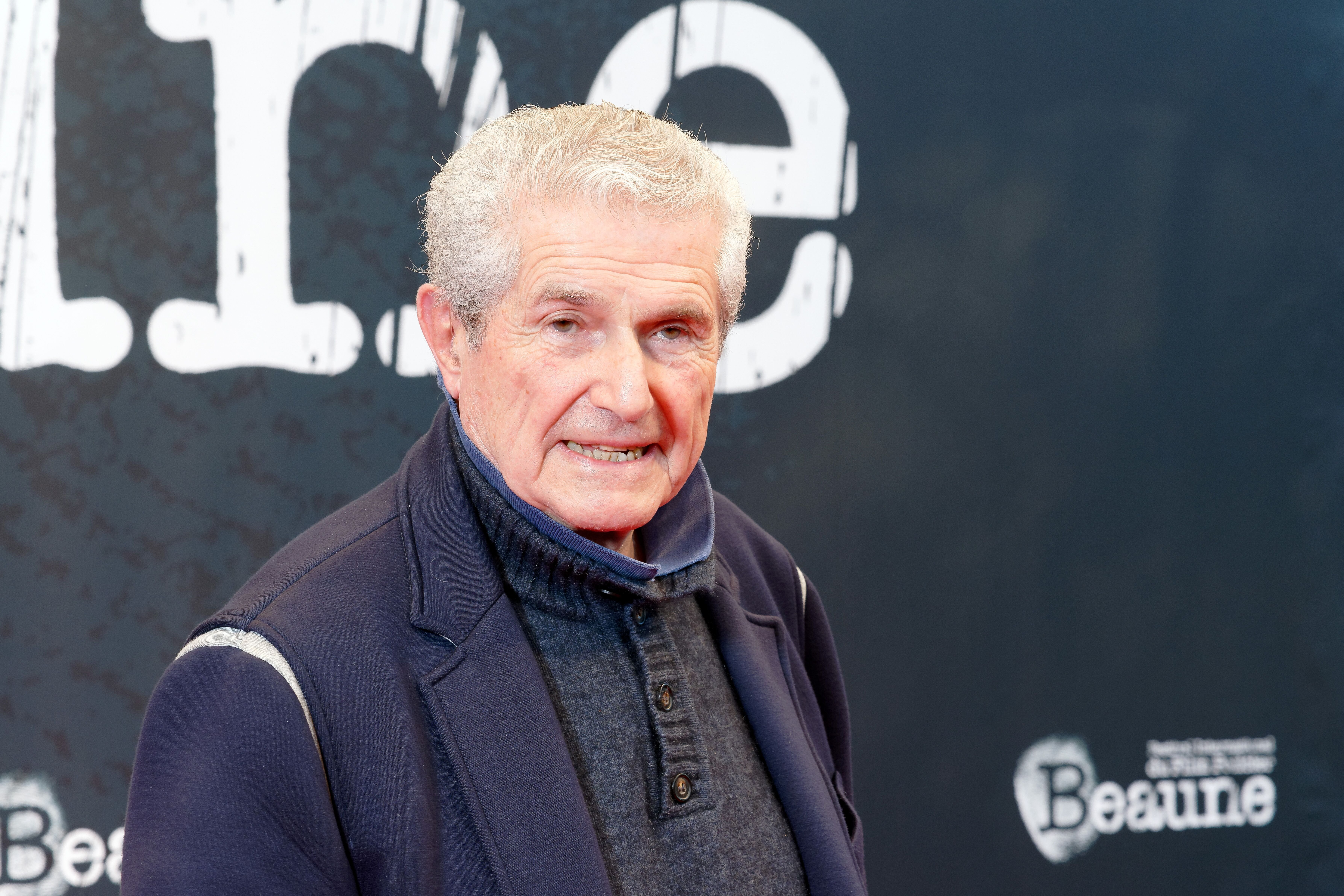 Claude Lelouch participe au 11ème Festival International du Film Thriller de Beaune à Beaune, France. | Photo : Getty Images