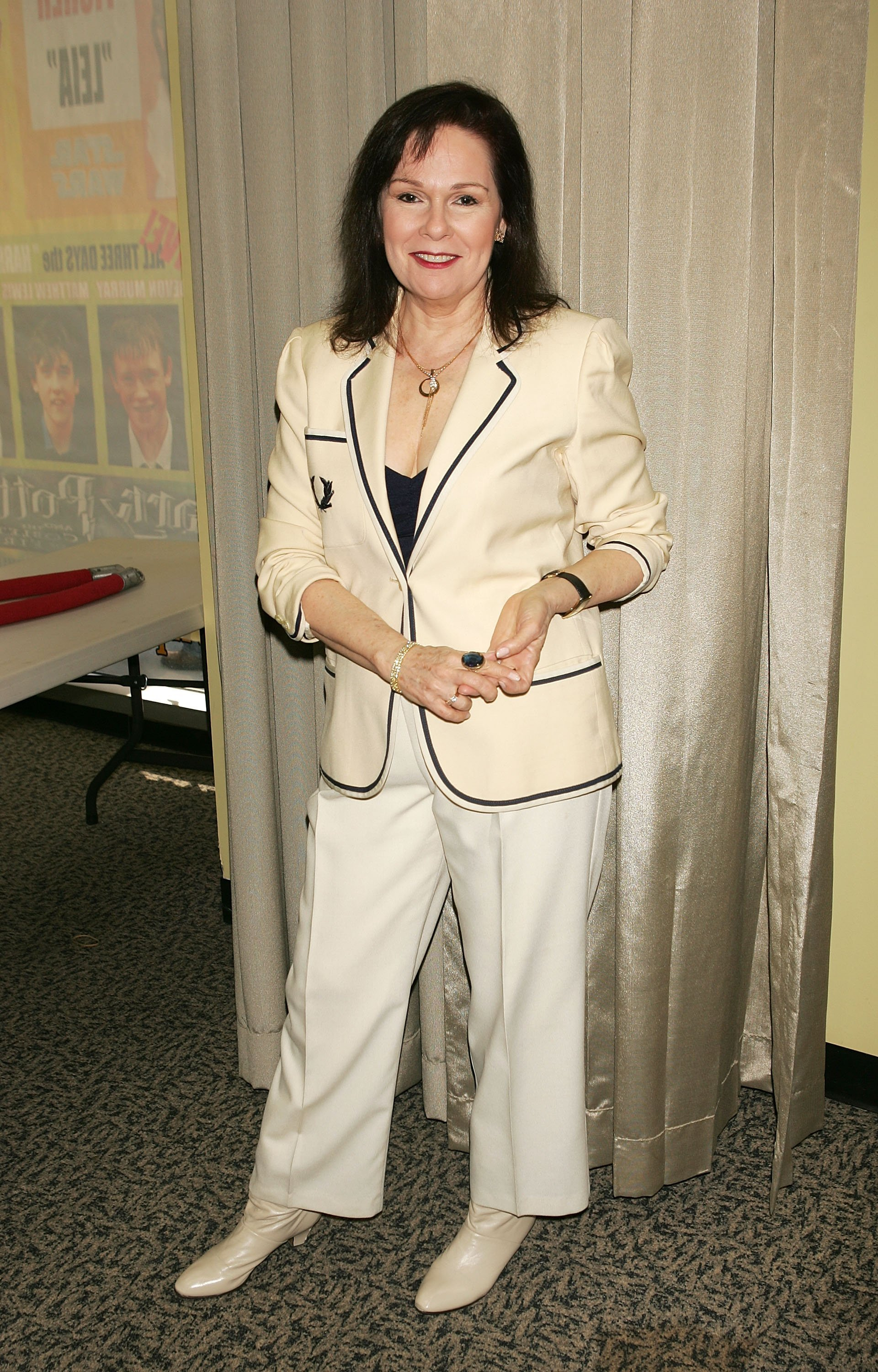 Actress Karen Lynn Gorney at the 10th Annual Big Apple National Comic Book. | Source: Getty Images