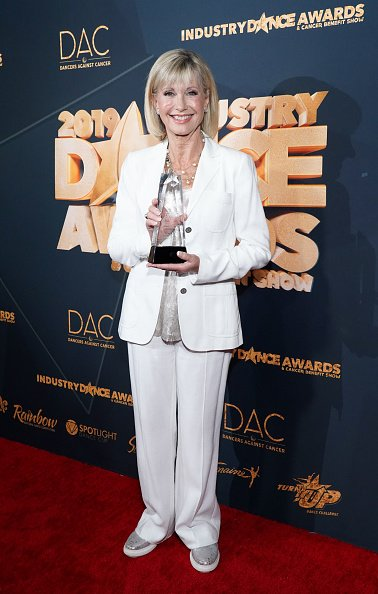 "Olivia Newton-John assiste aux 2019 ""Industry Dance Awards"" à l'Avalon Hollywood à Los Angeles 