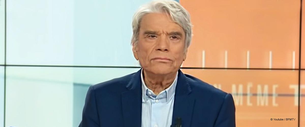 """""""Je vais bien encore tenir un an"""": la nouvelle inquiétante que Bernard Tapie dévoile au sujet de son cancer"""