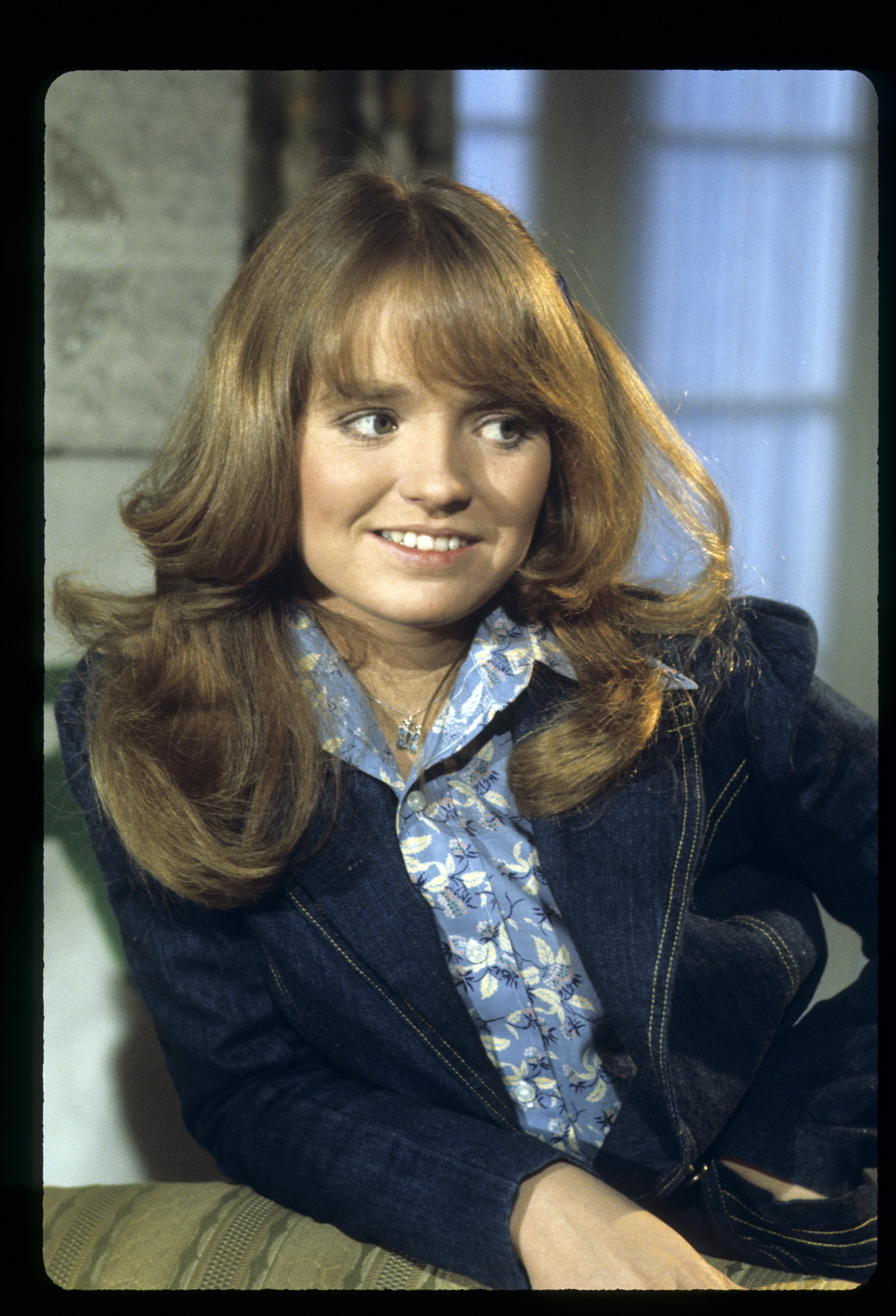 """Susan Richardson on an episode of Eight is Enough """"Pieces of Eight"""" on March 29, 1977.   Source: Getty Images"""