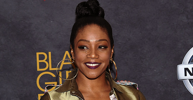 'Girls Trip' Actress Tiffany Haddish Tells SNL Star Kevin Nealon about Plastic Surgery on Her Chin
