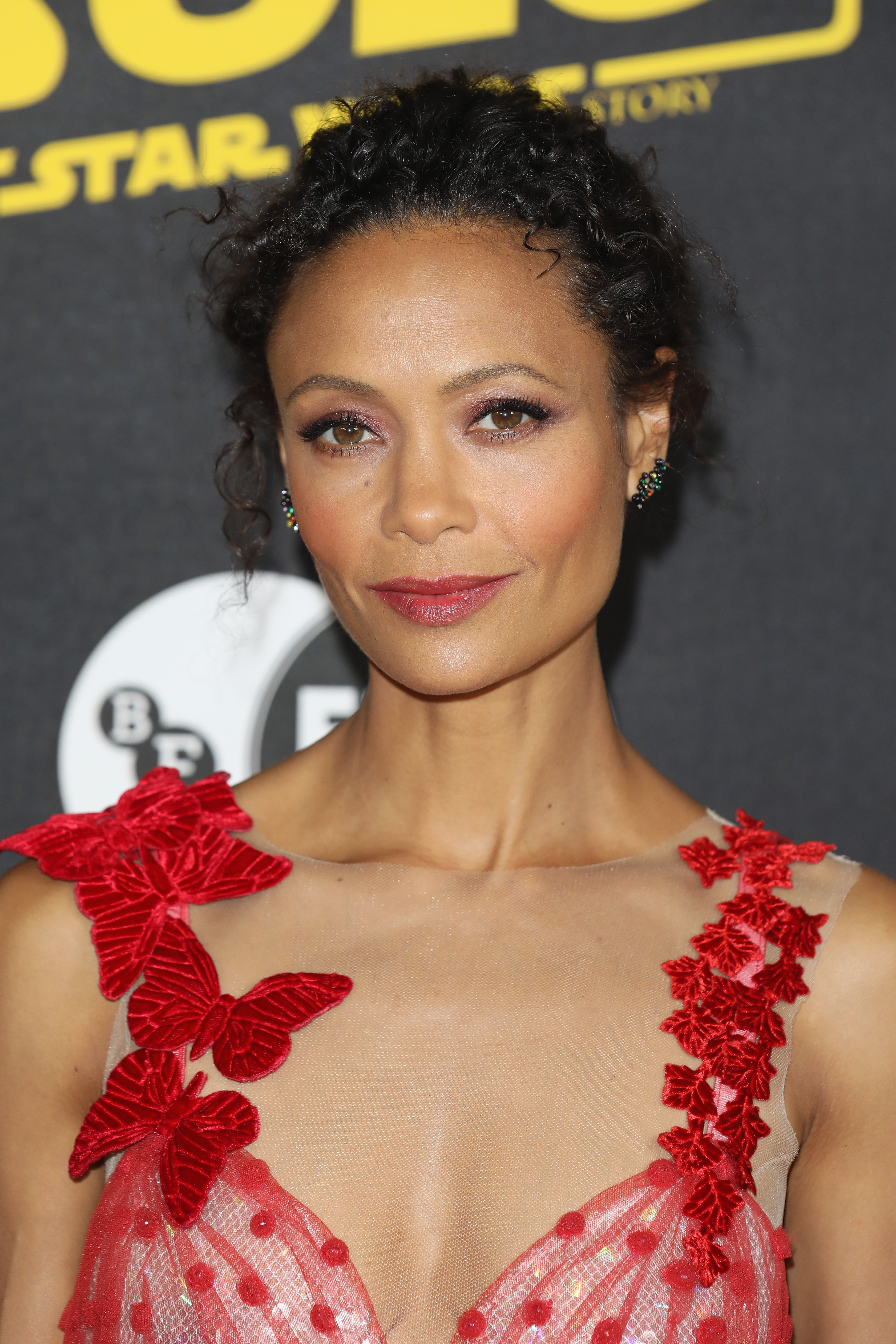 Thandie Newton attends special BFI screening of 'Solo: A Star Wars Story.' | Photo: GettyImages