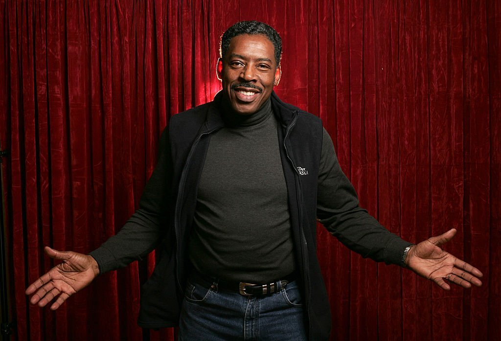 Ernie Hudson poses for portraits during the 2005 Sundance Film Festival in Park City, Utah | Photo: Getty Images