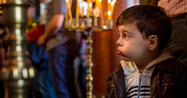 Daily Joke: Son Doesn't Want to Go to Church on Sunday Morning