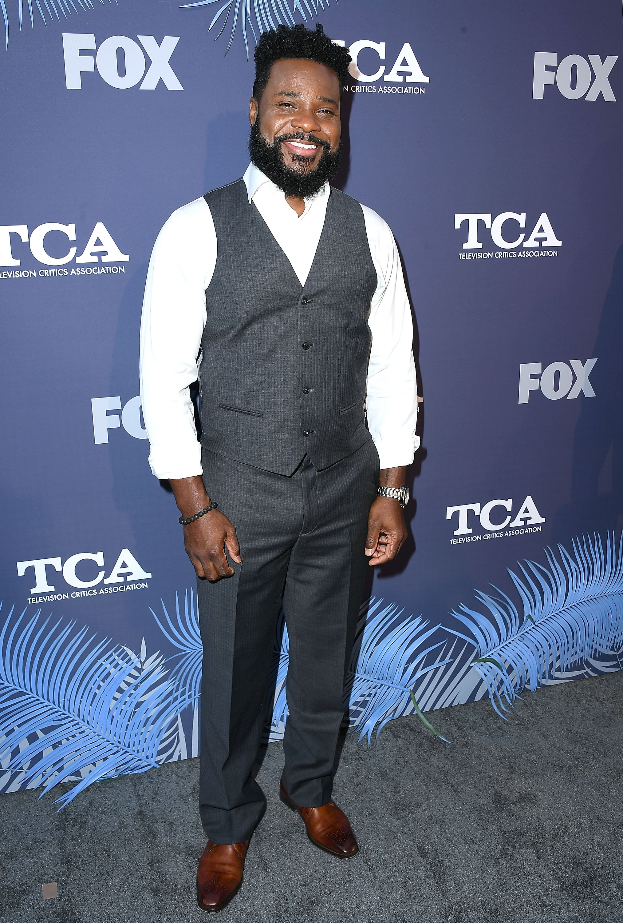 Malcolm Jamal Warner at FOX's Summer TCA 2018 All-Star Party at Soho House on August 2, 2018 in West Hollywood, California.   Photo: Getty Images