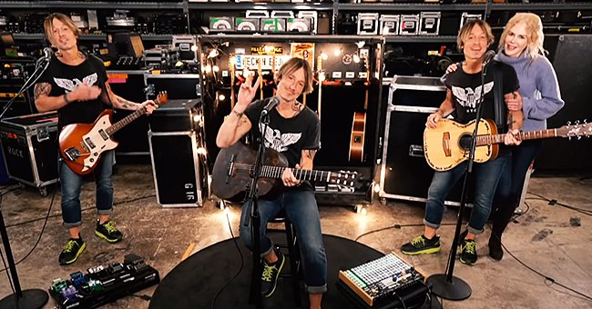 Keith Urban Amazes Fans with Two Clones of Himself in 'One World' Concert Video