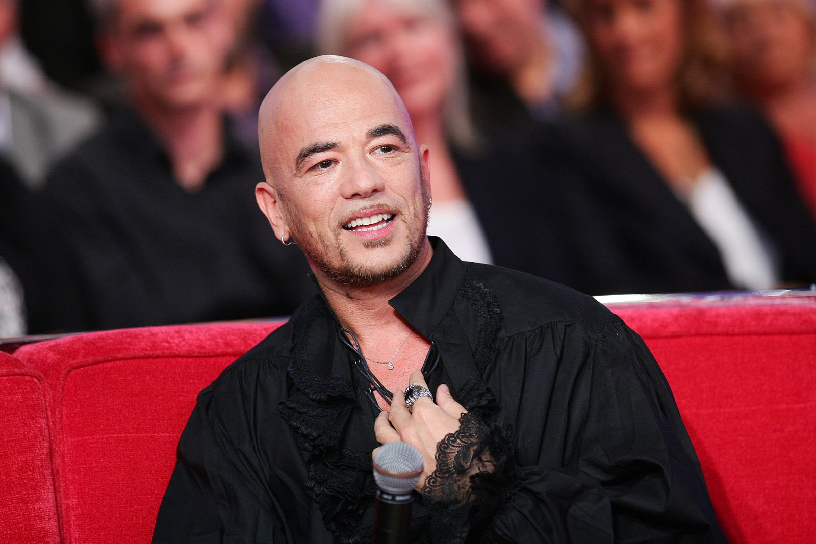 Le chanteur Pascal Obispo | Photo : Getty Images