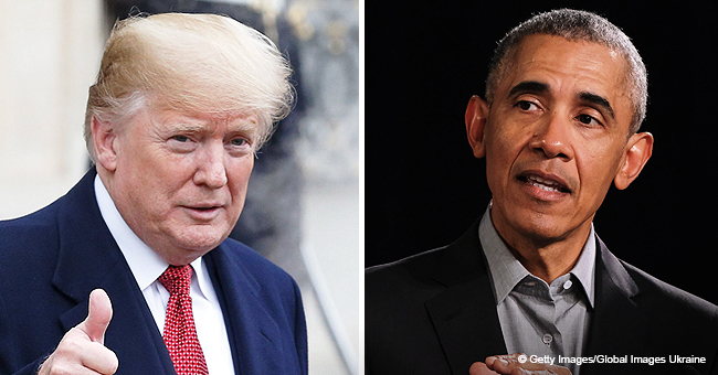 Trump Staff Mock Obama Portrait, Turn It into 'Spy' T-Shirts