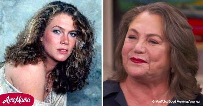 Cómo la adicción arruinó la carrera de la antigua símbolo sexual de Hollywood, Kathleen Turner