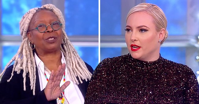 Meghan McCain from 'The View' Shares 'Game of Thrones' GIF after Whoopi Goldberg Showdown