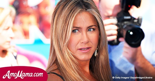 Jennifer Aniston, 49, was spotted for the first time since announcing the end of her two-year marriage