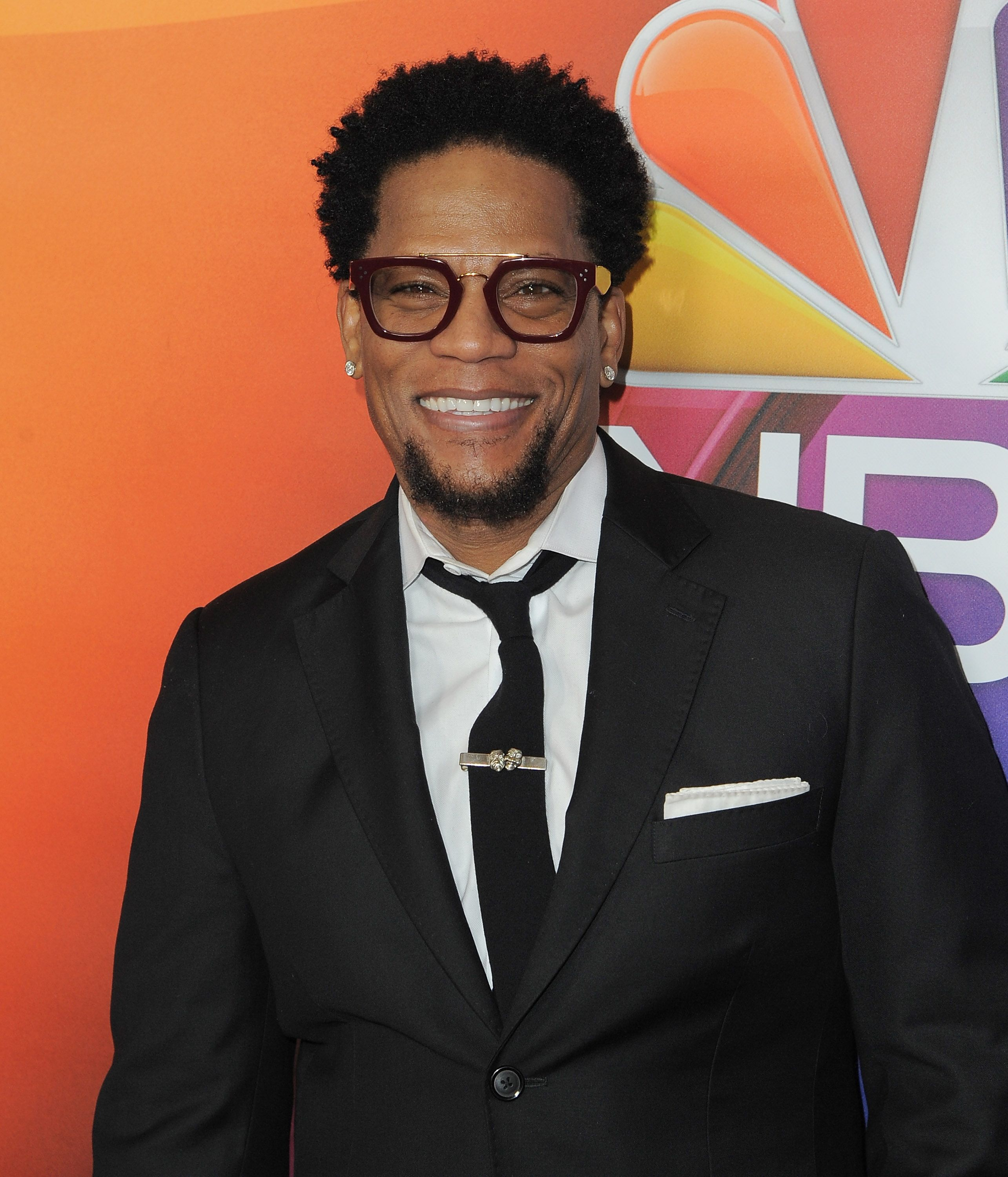D.L. Hughley at the Winter TCA Tour on January 13, 2016 in Pasadena   Photo: Getty Images