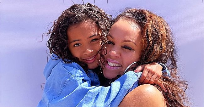 Check Out Chris Brown's Mom Posing with His Ex Nia Guzman and Daughter Royalty in a Sweet Video