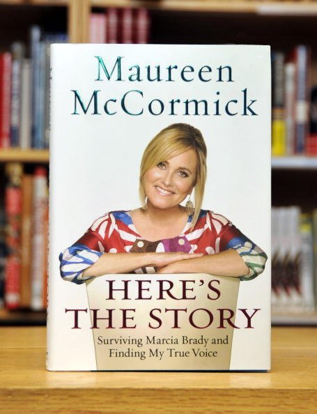 Maureen McCormick at Borders Books on December 17, 2009 in Northridge, California | Photo: Getty Images