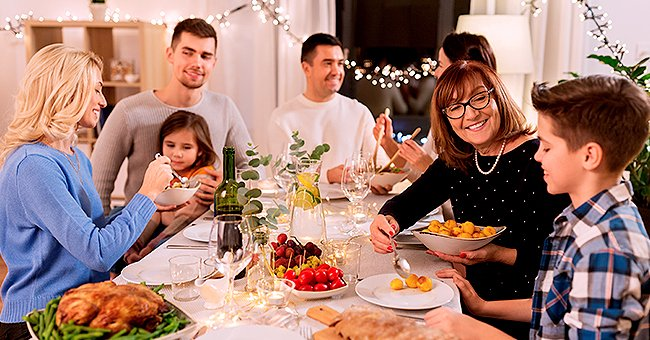 Daily Joke: Little Boy Is Asked to Say Grace before a Family Dinner