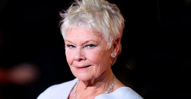 Judi Dench Dances with Her Grandson Sam Williams Who Is Ed Sheeran's Lookalike