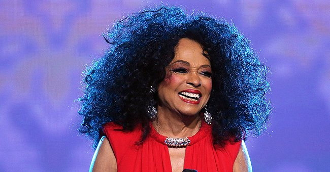 Diana Ross' Long-Haired Grandsons Indigo & Leif Show Great Likeness to Their Father in New Pic