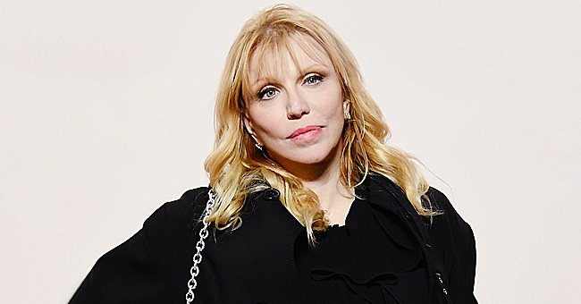 Courtney Love Pens Tribute to Her 'Secret Husband' Larry Flynt after His Death at 78