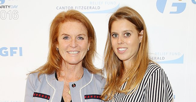 See the Never-before-Seen Pic Sarah Ferguson Shared from Daughter Princess Beatrice's Wedding