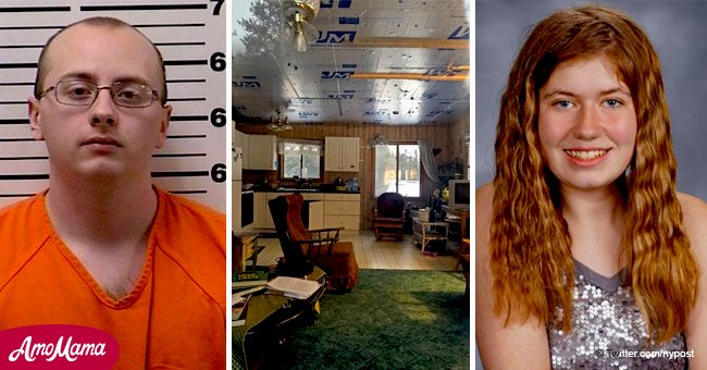 House where Jayme Closs was held captive for 88 days pictured for the first time