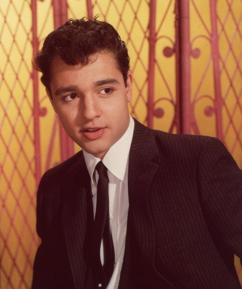 Sal Mineo circa 1955. | Source: Getty Images