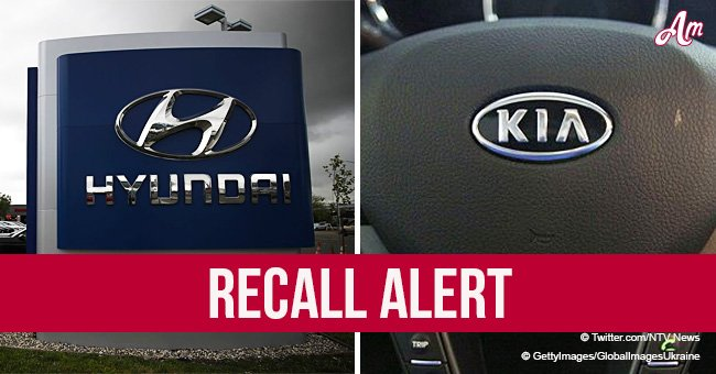 168,000 Hyundai and Kia vehicles recalled because of increased fire risk