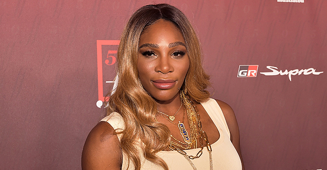 Serena Williams Poses with Daughter Olympia in Tutu for Sneak Peek of S by Serena Fall Collection