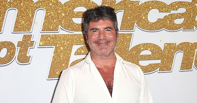 ET: Simon Cowell Is Doing Well 4 Months After Breaking His Back in a Bike Accident