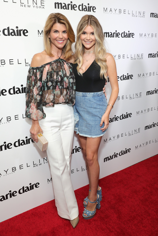 Lori Loughlin and Olivia Jade Giannulli | Photo: Getty Images