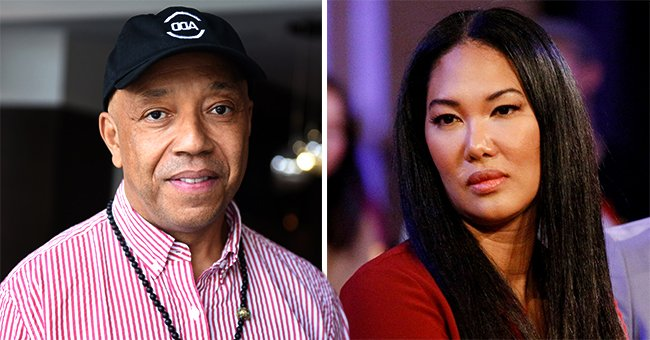 The Blast: Russell Simmons Reportedly Suing Ex-wife Kimora Lee Simmons over Fraud
