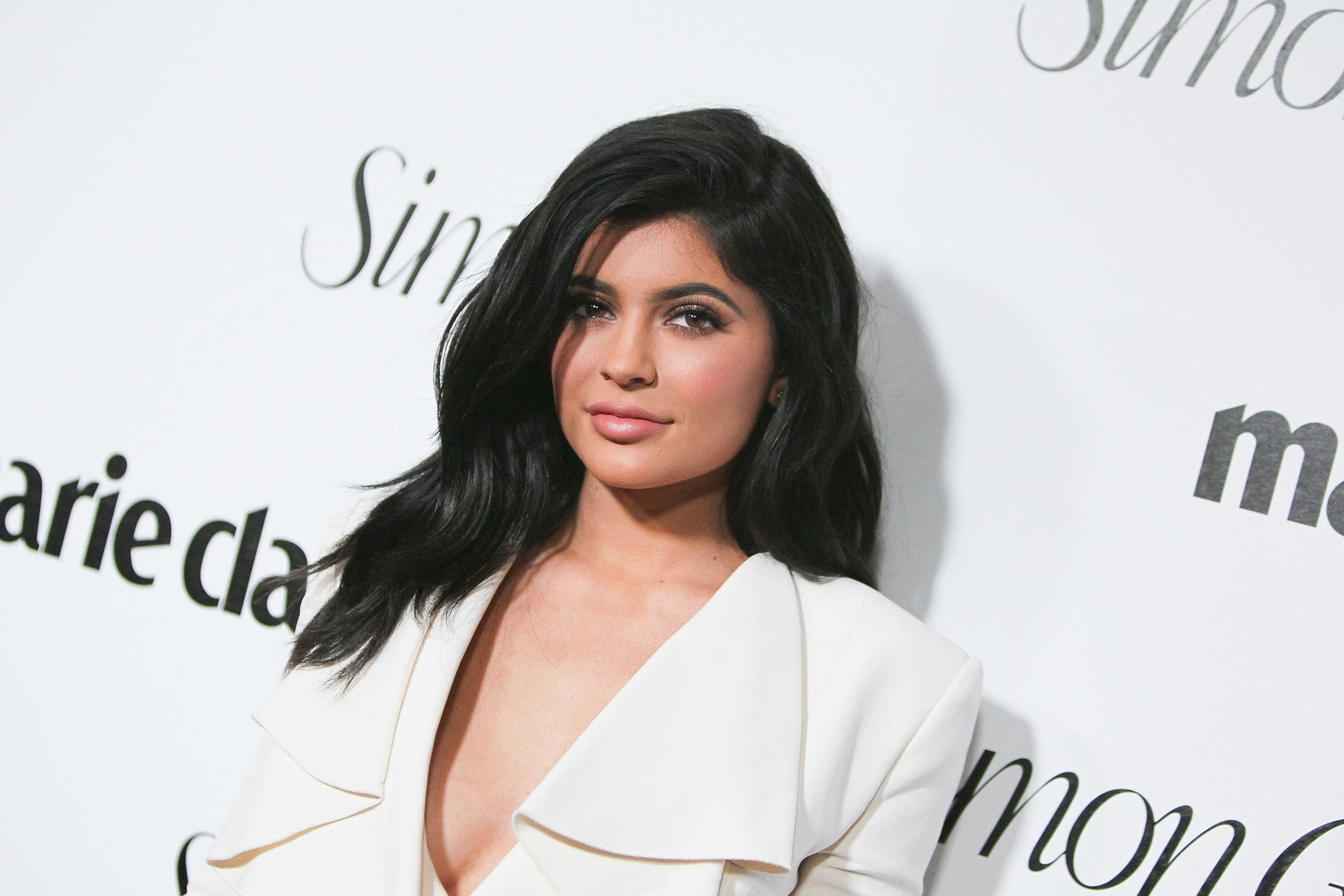 Kylie Jenner at the Marie Claire Fresh Faces Party in West Hollywood, California in 2016   Photo: Getty Images
