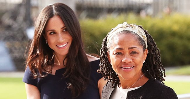 Meghan Markle & Prince Harry Reportedly Spent Thanksgiving with Close Family in the US