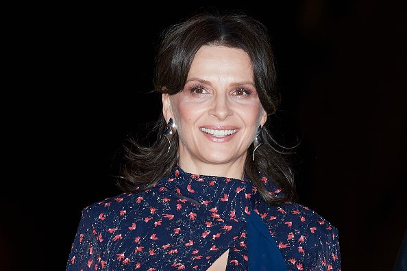 L'actrice Juliette Binoche au Victoria Eugenia Theatre le 22 septembre 2019 à San Sebastian, Espagne. | Photo : Getty Images