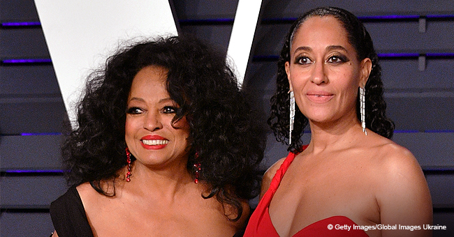 Diana Ross & Daughter Tracee Ellis Celebrate Mother's Day with Sweet Photos