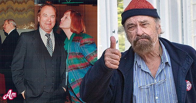"""Rip Torn in """"The Larry Sanders Show"""" in the 1990s and going to court in 2010   Photo: Getty Images"""