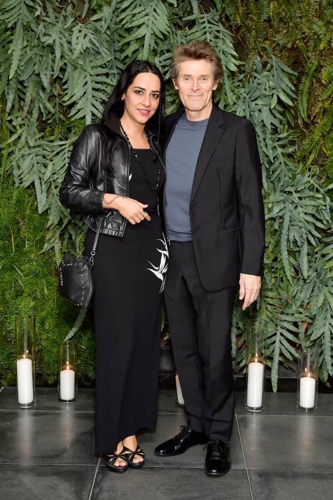Giada Colagrande and Willem Dafoe attend Academy Museum of Motion Pictures Celebrates Architect Renzo Piano. | Source: Getty Images