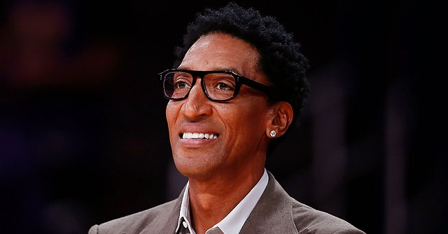 Scottie Pippen's Daughter Sophia and Son Justin Dance Together in a Video
