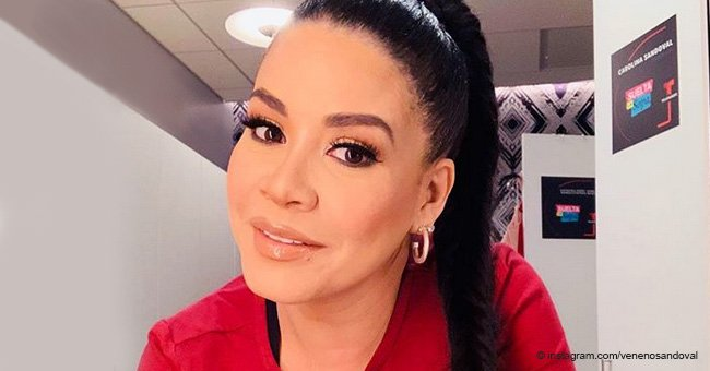 Amalia Victoria, la hija menor de Carolina Sandoval, sometida a cirugía ocular